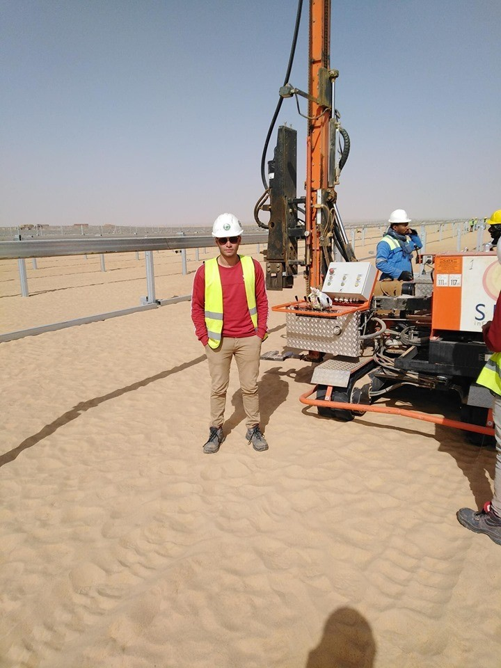 ARRINA solar project 25 MW
