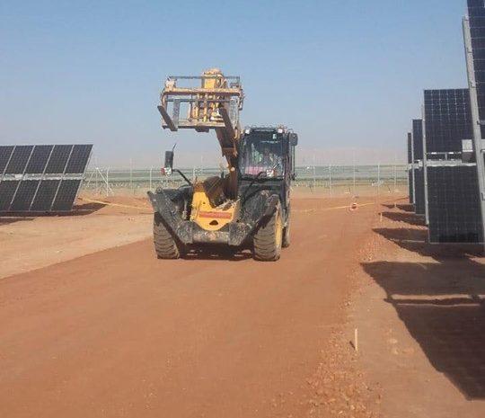 ARC solar project 60 MW