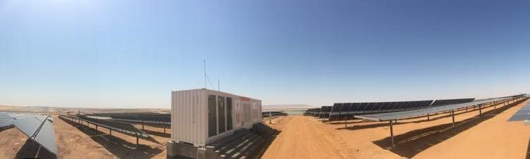 WINNIRGY solar project 25 MW